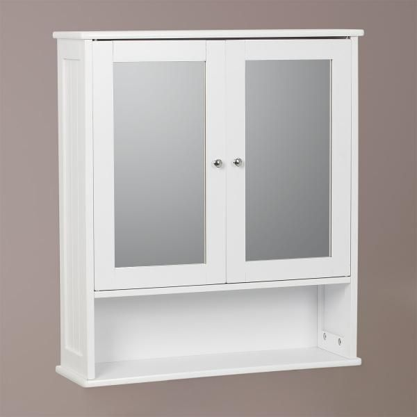 ikea bathroom cabinet wall mounted white wood lowes cabinets mirror shelf