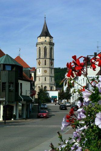 Balingen, Germany - Wolpy