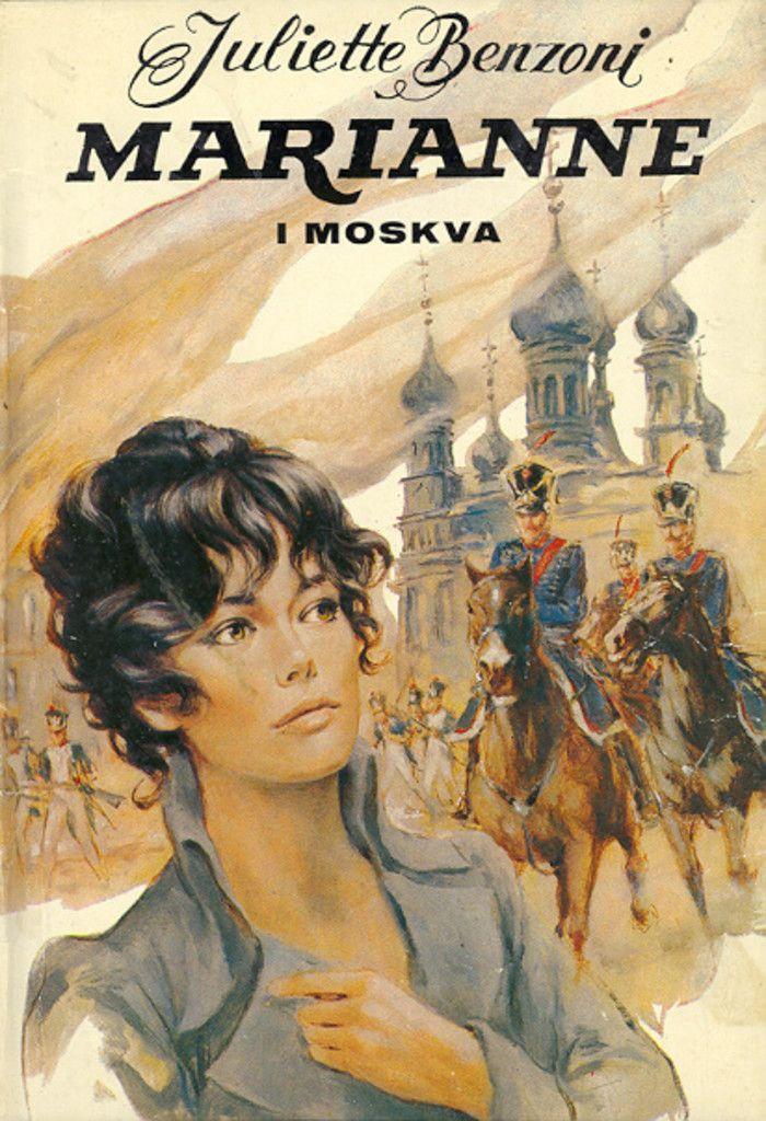 """Marianne i Moskva - Marianne 7"" av Juliette Benzoni"