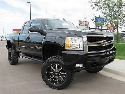 2008 Chevrolet Silverado 2500hd Extended Cab LT, 6.0l, 4×4, 6in Lift | Lifted trucks for sale ...