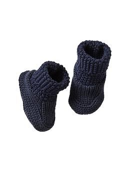 Sweater booties, $15 at the Gap