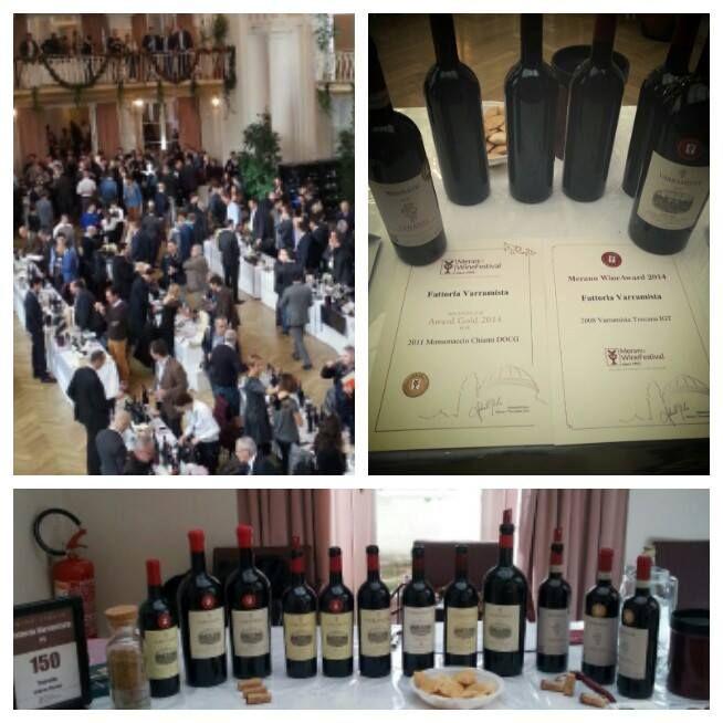 La Fattoria Varramista è stata premiata per il Monsonaccio Chianti e il Varramista in occasione del Merano Wine Festival, due vini presenti nel nostro catalogo! http://bit.ly/1B1cXOV #orgoglio  #madeinitaly #vino #wine #cucinatoscana #Toscana