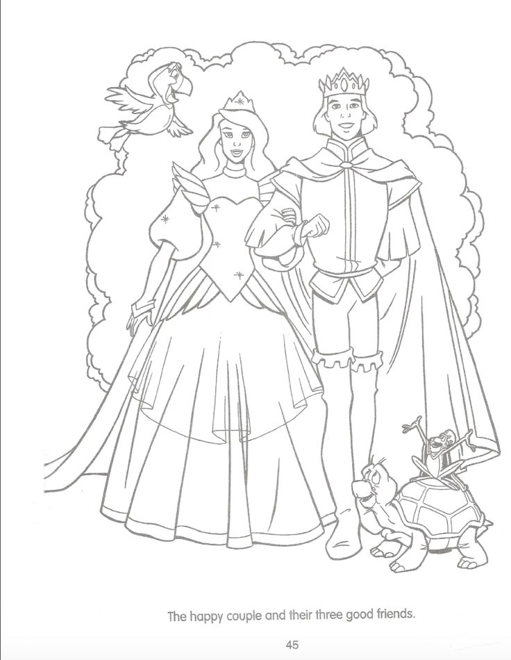 disney swan princess coloring pages - photo#24