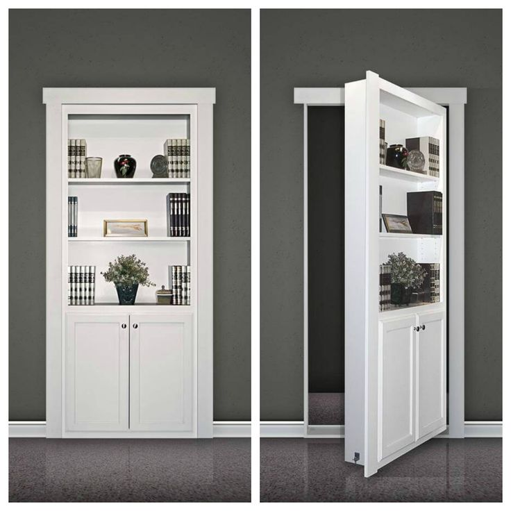 The 25+ best Hidden door bookcase ideas on Pinterest ...