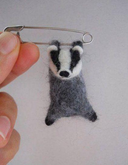 Needle Felted Art – 20 new creative pics | PicturesCrafts.com