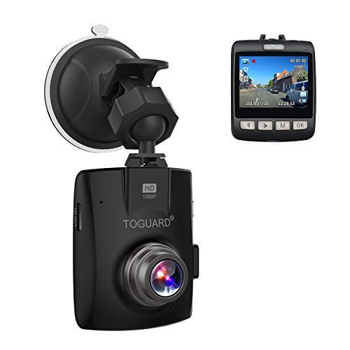 """TOGUARD Car Dash Cam 2"""" LCD, On Dash Video Recorder Full HD 1080P H.264, Vehicle Camera Camcorder with G-Sensor, Parking Monitor, Loop Recording. For product info go to:  https://www.caraccessoriesonlinemarket.com/toguard-car-dash-cam-2-lcd-on-dash-video-recorder-full-hd-1080p-h-264-vehicle-camera-camcorder-with-g-sensor-parking-monitor-loop-recording/"""