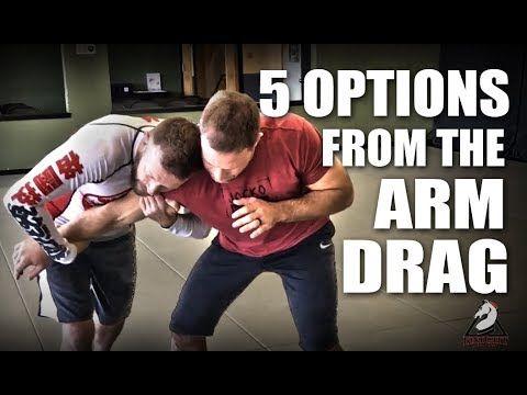 5 Jiu-Jitsu Uses for the Arm Drag