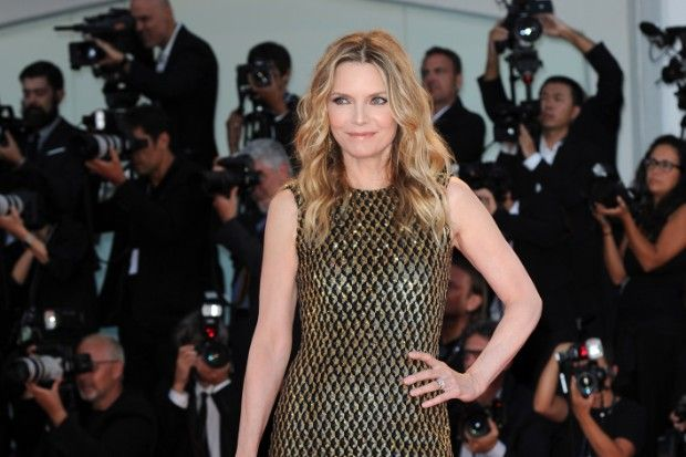 Michelle Pfeiffer looks INCREDIBLE.