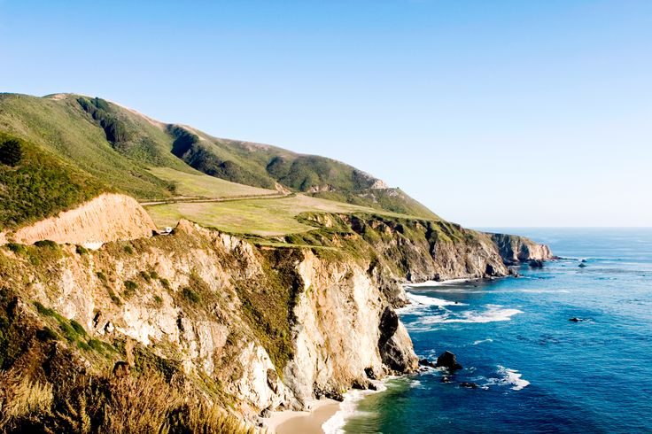 From the Monterey Bay down to Hearst Castle, California's central coast has been enchanting visitors for decades. Warning: you may never go home again.