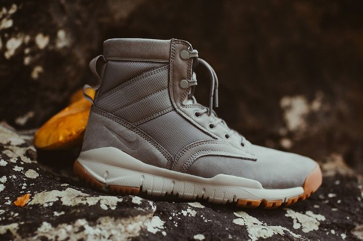 "http://SneakersCartel.com Nike SFB 6 Inch NSW Leather ""River Rock"" #sneakers #shoes #kicks #jordan #lebron #nba #nike #adidas #reebok #airjordan #sneakerhead #fashion #sneakerscartel https://www.sneakerscartel.com/nike-sfb-6-inch-nsw-leather-river-rock/"