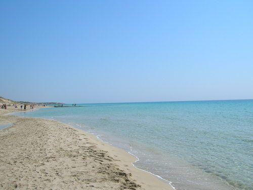 Campomarino -     Le tue  spiagge piu' belle in Puglia, dal salento al gargano. Il mare per le tue vacanze!