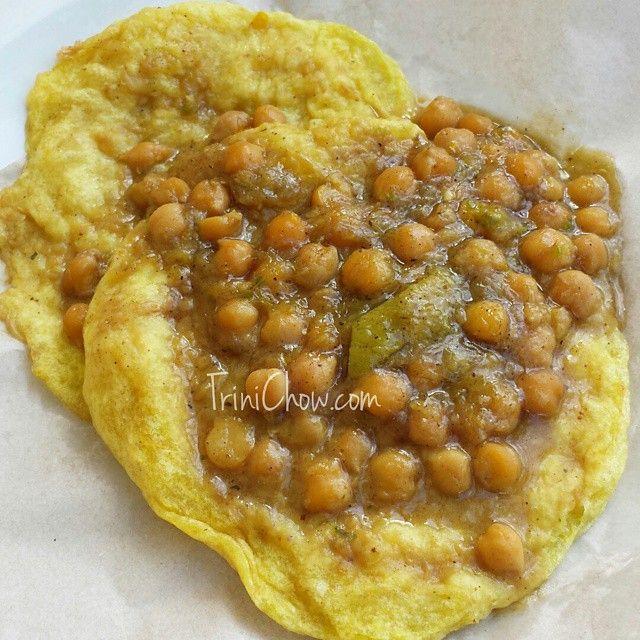 Guyana Food Doubles Recipes