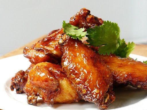 Honey Baked Chicken Wings Recipe on Yummly