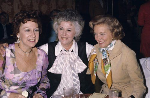 bea arthur and betty white relationship