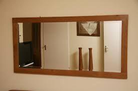 Spiegel verven