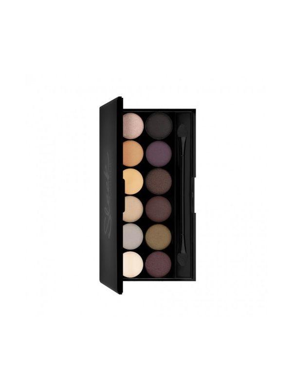 Het Sleek Palette Au Naturel is een prachtig nude oogschaduw palette waarmee je alle kanten op kunt. Er zitten zowel matte als shimmering oogschaduw tinten in. De oogschaduw is van goede kwaliteit, maar gelukkig geen aanslag op jouw portemonnee!