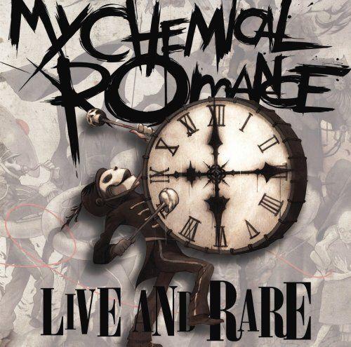 My Chemical Romance Live & Rare Import live and rare LTD CD OBI Japan #NA
