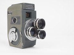 Kino, Kamera, Filmkamera, Film, Jahrgang