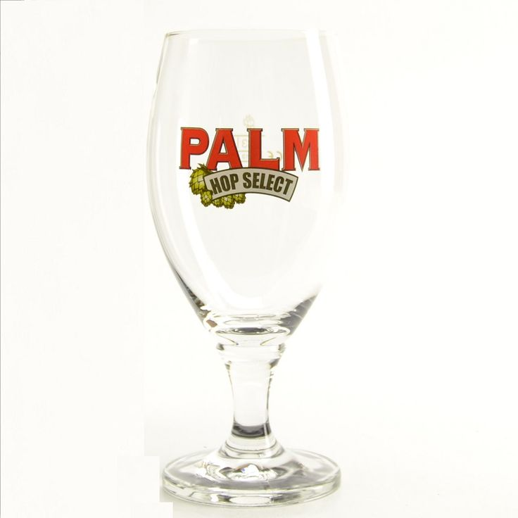 Palm Hop Select Beer Glass #belgianbeer #palm #glass
