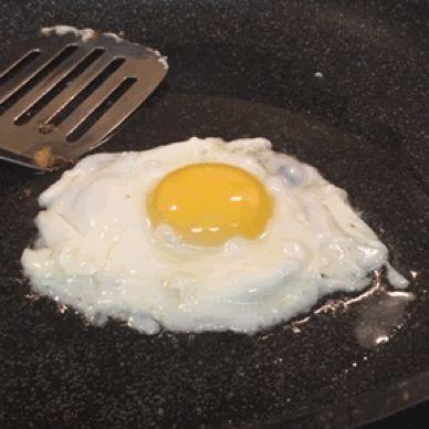 Los 10 mandamientos del huevo frito perfecto - Cocina