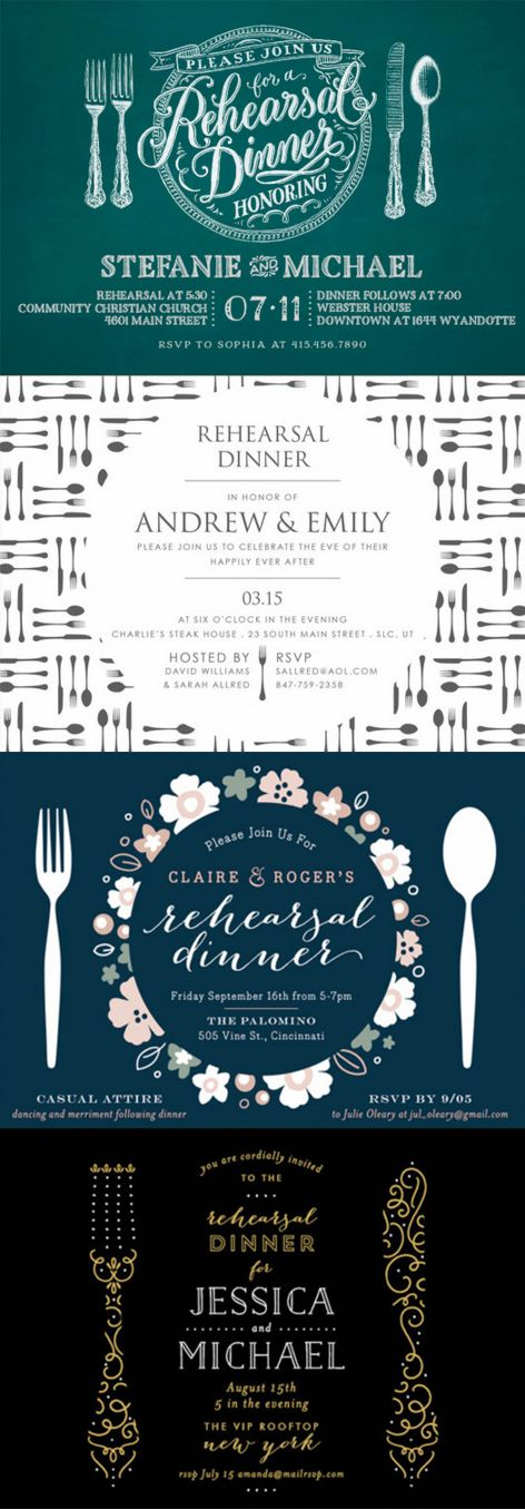 creative wording for rehearsal dinner invitations%0A Showcase your unique in all the details surrounding your wedding day  Shop  Minted u    s unique rehearsal  Rehearsal Dinner InvitationsRehearsal