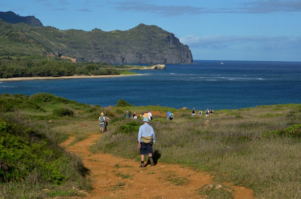 Hike Mahaulepu on Kauai. Article by Lee Morey.: Beaches Kauai, Hiking Mahaulepu, Posts, Kauai Hawaii