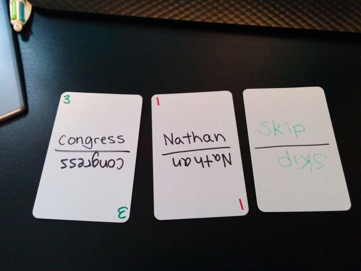 Here is a free Uno style game for practicing syllable division rules