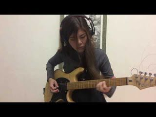 May Ling: Journey - Dont Stop Believin' - Cort guitar with Dimarzio Pickups   Thanks for watching! Do subscribe if you want to watch more of my videos in the future. Gears: The simple the better. - Line 6 pod hd500 - Cort guitar with Dimarzio Pickups Keep in touch with me at: -Facebook: http://ift.tt/2ltZ9Xa... -Instagram: may_ling7 Journey - Dont Stop Believin' Cort Guitar Cover May Ling: Journey - Dont Stop Believin'
