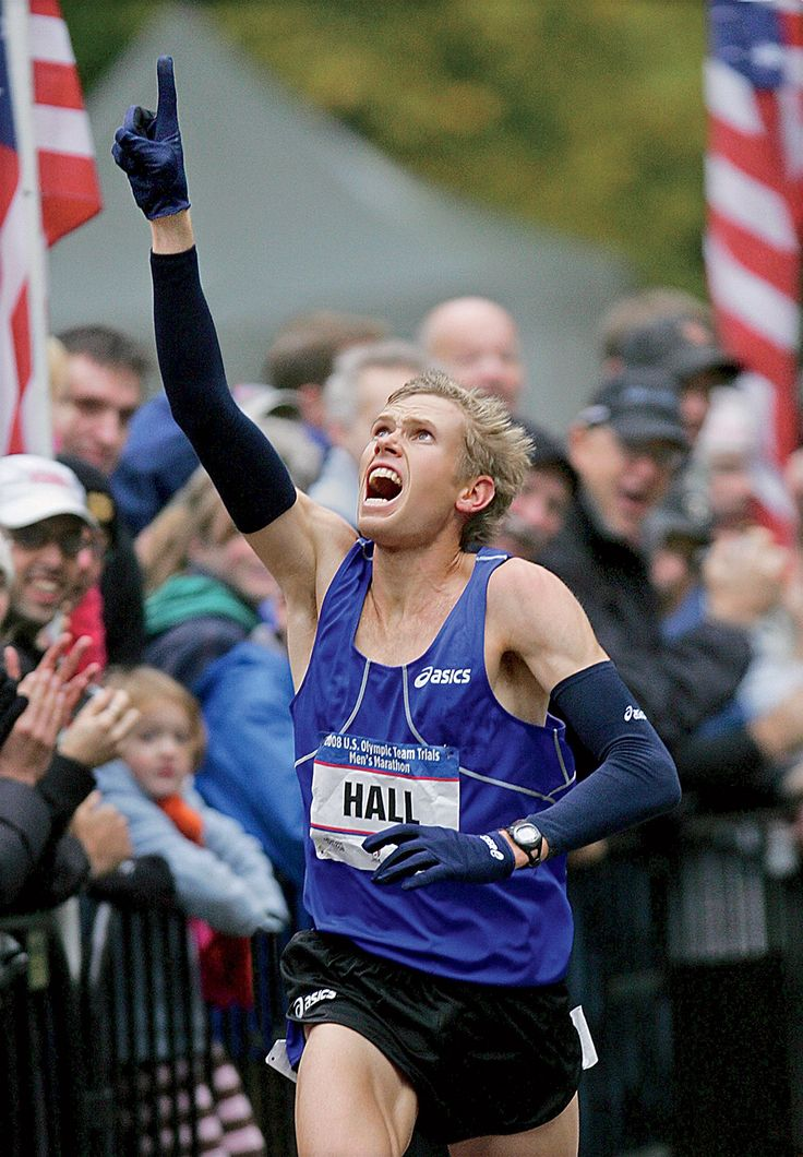 A decade ago, God told Ryan Hall to run. Now Hall's a 2:06 marathoner and an Olympic favorite. His story is almost beyond belief.