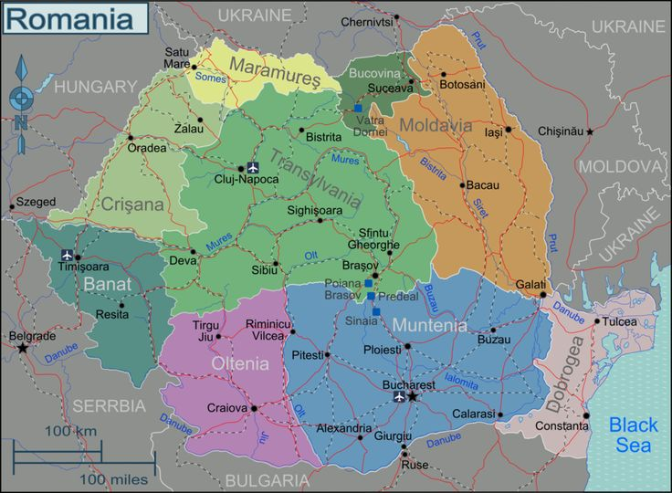 Romania - Wikitravel
