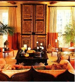 Spanish Style Interior Home Design