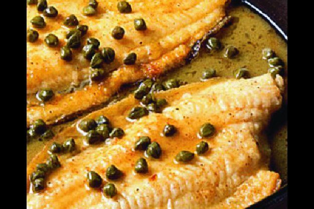 Ryba po mlynářsku | Apetitonline.cz