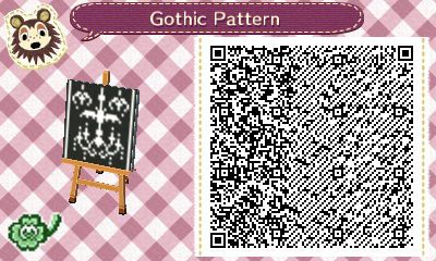 qr codes acnl pattern Tumblr (With images) Animal