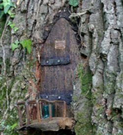smalldoorboots · Gnome DoorFairy ... & 98 best WoodCarve Fairy Doors images on Pinterest | Fairy gardens ...