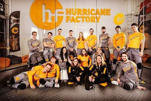 Have you met our Hurricane Factory Prague team ? :) www.hurricanefactory.com  #hurricanefactory #instructors #ourinstructors #indooractivity  #sport #adrenalin #flyinginstructors #windtunnels #tunnelflying  #prague #indoorskydivingprague