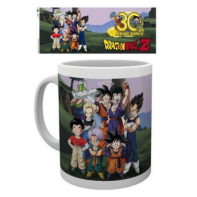 Mug Dragon Ball Z 30ème anniversaire