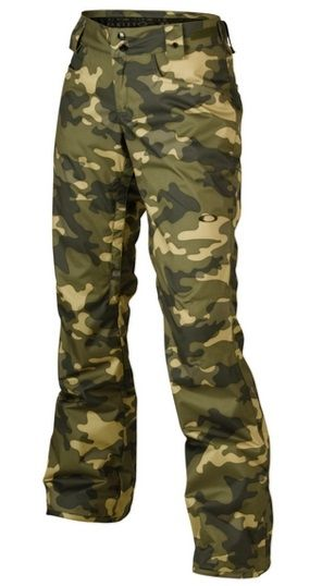 Buy the women's Oakley Tango Insulated Pant in Olive Camo or Moroccan Blue and receive FREE SHIPPING on your order. Park2Peak is an authorized dealer of Oakley, so shop with confidence knowing you are purchasing from a seasoned and knowledgeable staff.