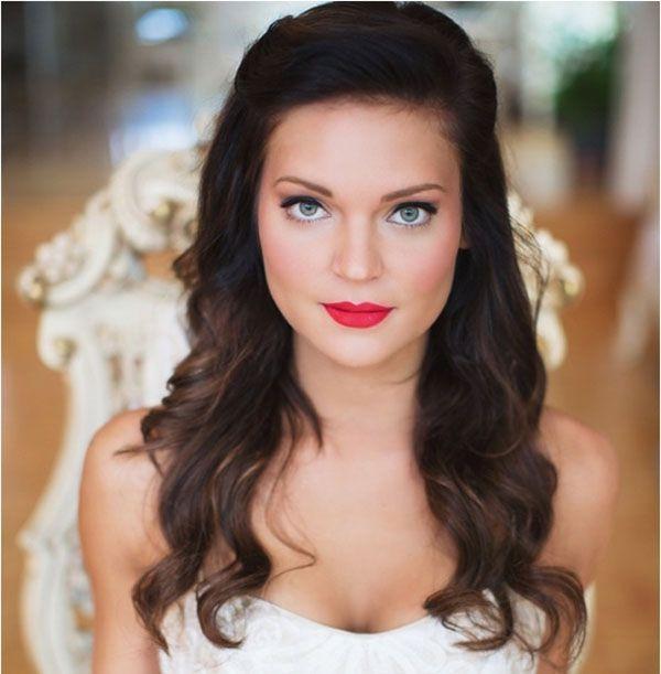 Top Bridal Beauty Looks Natural Wedding Makeup And More