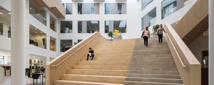 Sundhedshus Vejle | Sundhed og uddannelse | Arkitema | Arkitema Architects