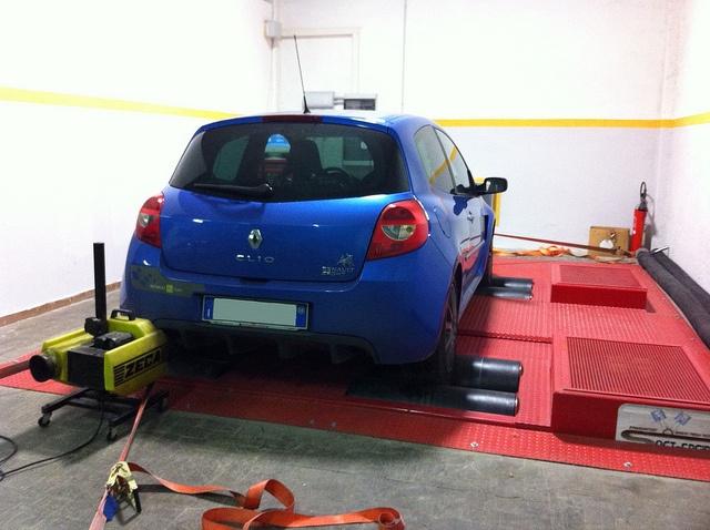 Clio Rs F1