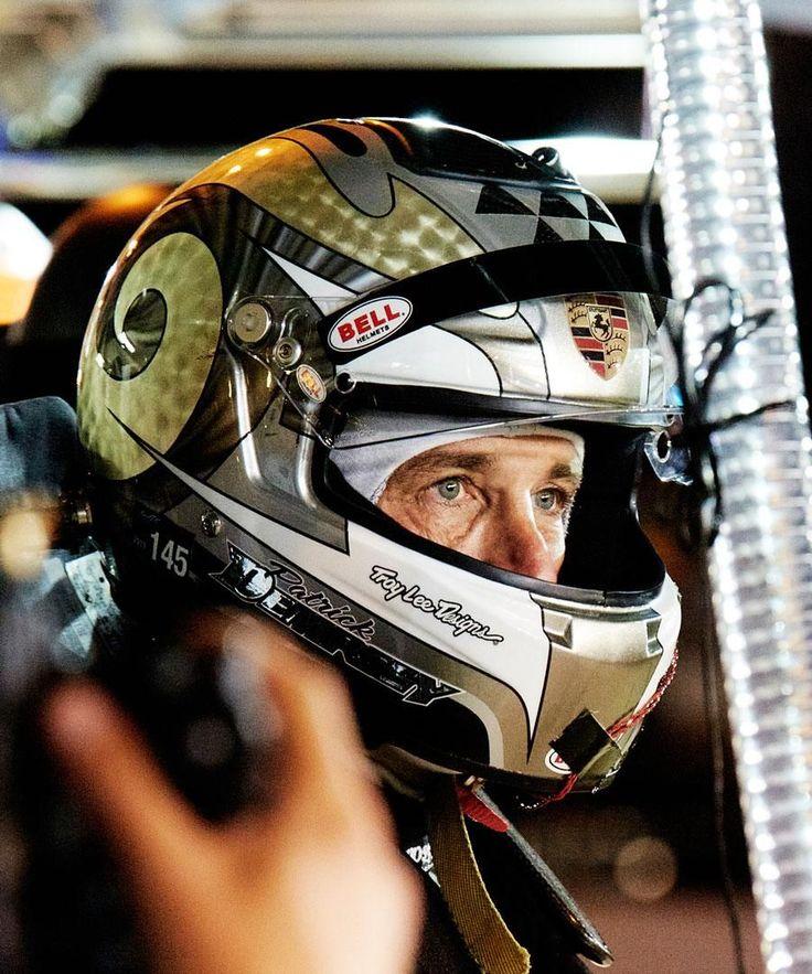 Patrick Dempsey, Le Mans Track Star