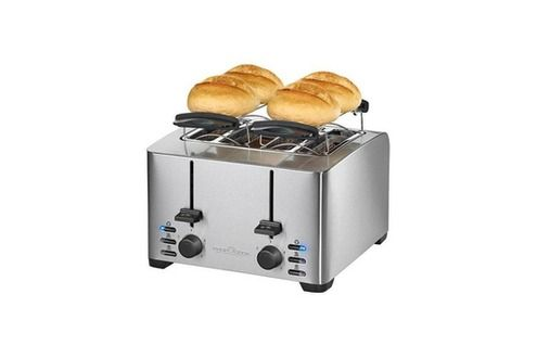 Grille pain Proficook Profi Cook Toaster PC-TA 1073 stainless steel