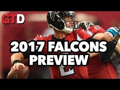 2017 NFL Team Previews: Atlanta Falcons   Game Time Decisions