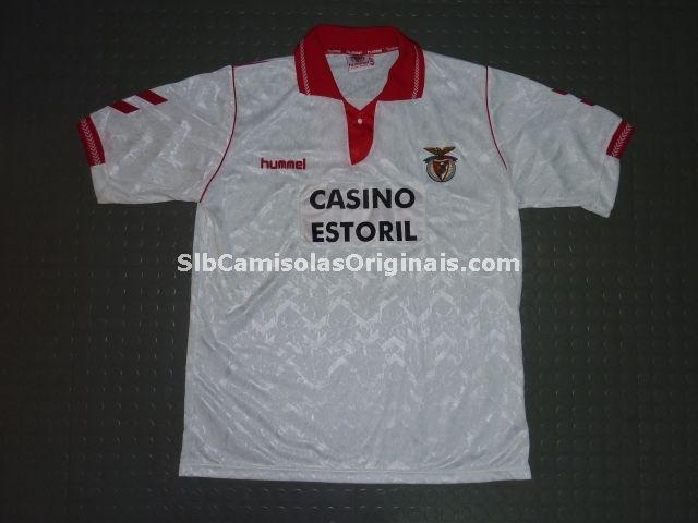 1992-1993 Away