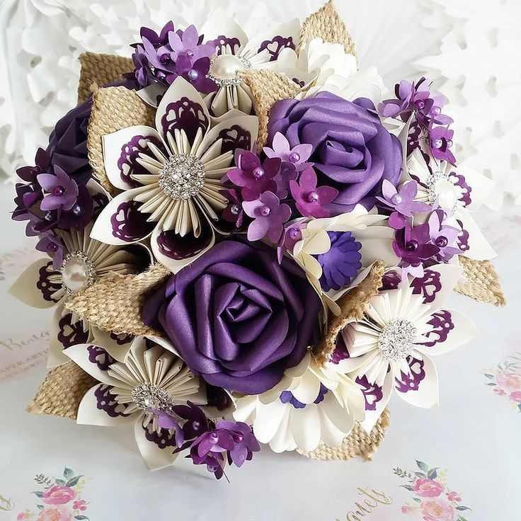 Best 25 Paper Wedding Bouquets Ideas On Pinterest Paper Bouquet Paper Bou
