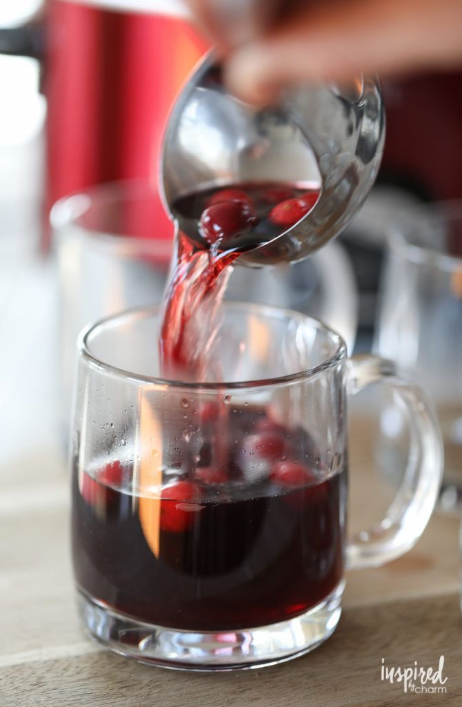 This Thanksgiving Sangria makes the perfect cocktail for cold