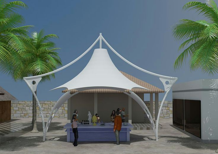 1000 images about gazebo on pinterest food court for Terrace gazebo
