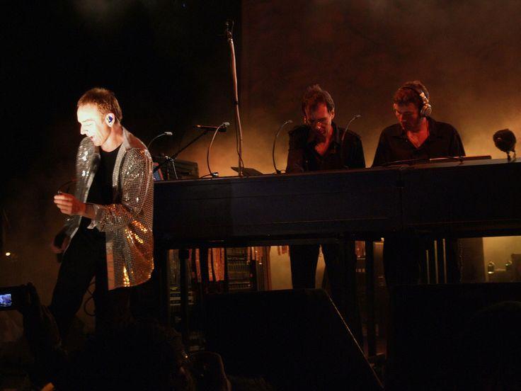 Underworld Live New York 2007 - Underworld (Band) – Wikipedia