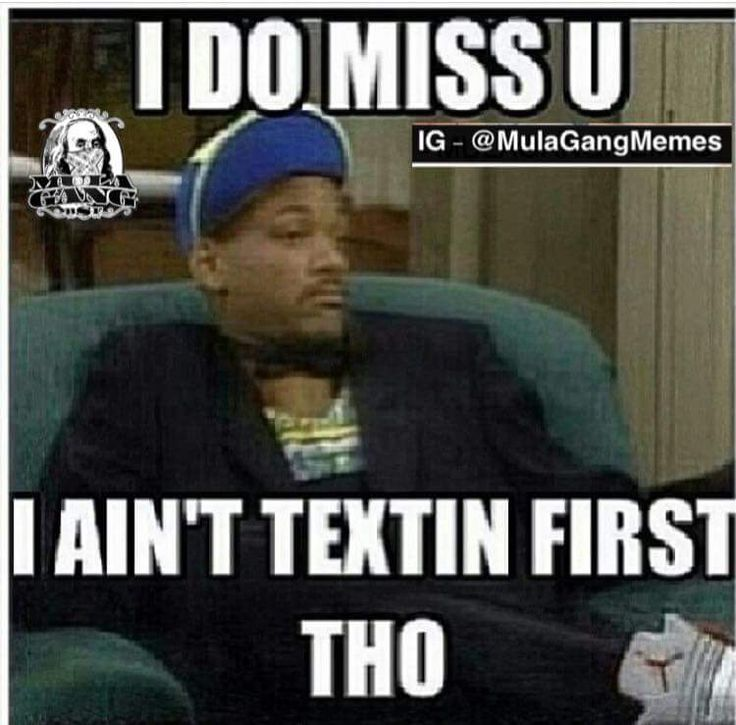 I miss you meme will Smith