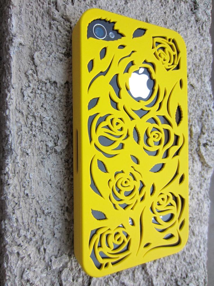 Yellow Phone Case Iphone